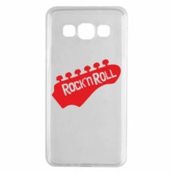 Чехол для Samsung A3 2015 Rock n Roll - FatLine