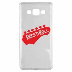 Чехол для Samsung A5 2015 Rock n Roll - FatLine
