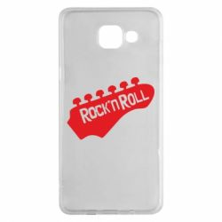 Чехол для Samsung A5 2016 Rock n Roll - FatLine