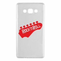 Чехол для Samsung A7 2015 Rock n Roll - FatLine