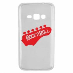 Чехол для Samsung J1 2016 Rock n Roll - FatLine