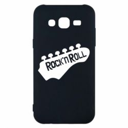 Чехол для Samsung J5 2015 Rock n Roll - FatLine