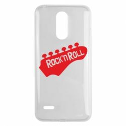 Чехол для LG K8 2017 Rock n Roll - FatLine