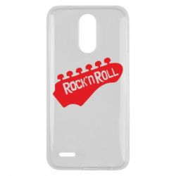 Чехол для LG K10 2017 Rock n Roll - FatLine