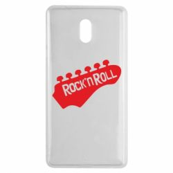 Чехол для Nokia 3 Rock n Roll - FatLine