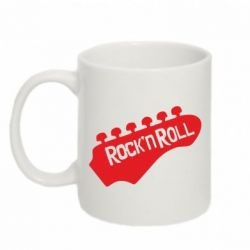 Кружка 320ml Rock n Roll - FatLine