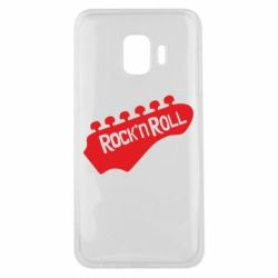 Чехол для Samsung J2 Core Rock n Roll - FatLine