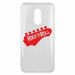 Чехол для Meizu 16 plus Rock n Roll - FatLine