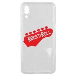 Чехол для Meizu E3 Rock n Roll - FatLine
