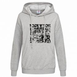 Толстовка жіноча ROCK N ROLL