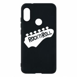Чехол для Mi A2 Lite Rock n Roll - FatLine