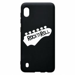 Чехол для Samsung A10 Rock n Roll