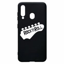Чехол для Samsung A60 Rock n Roll