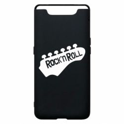 Чехол для Samsung A80 Rock n Roll