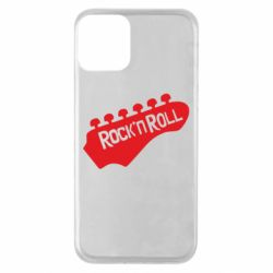 Чехол для iPhone 11 Rock n Roll