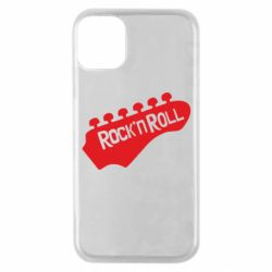 Чехол для iPhone 11 Pro Rock n Roll