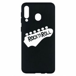 Чехол для Samsung M30 Rock n Roll