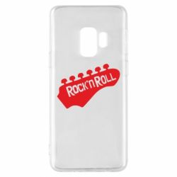 Чехол для Samsung S9 Rock n Roll - FatLine