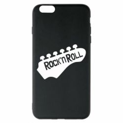 Чехол для iPhone 6 Plus/6S Plus Rock n Roll - FatLine