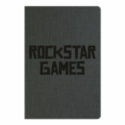 Блокнот А5 Rock star games