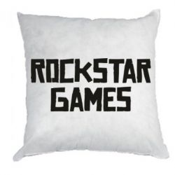 Подушка Rock star games