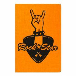 Блокнот А5 Rock star gesture