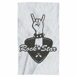 Рушник Rock star gesture