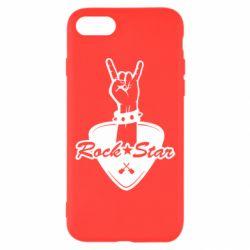 Чохол для iPhone 7 Rock star gesture