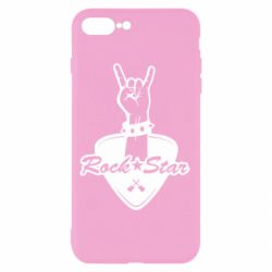 Чохол для iPhone 7 Plus Rock star gesture