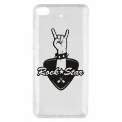 Чохол для Xiaomi Mi 5s Rock star gesture