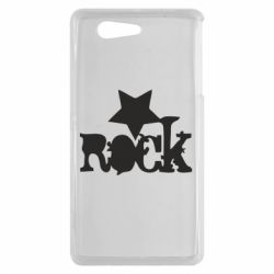 Чехол для Sony Xperia Z3 mini rock star - FatLine