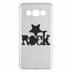 Чехол для Samsung A3 2015 rock star - FatLine