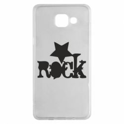 Чехол для Samsung A5 2016 rock star - FatLine