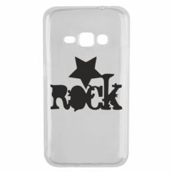 Чехол для Samsung J1 2016 rock star - FatLine