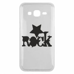 Чехол для Samsung J5 2015 rock star - FatLine