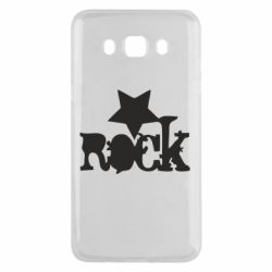 Чехол для Samsung J5 2016 rock star - FatLine