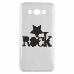 Чехол для Samsung J7 2016 rock star - FatLine