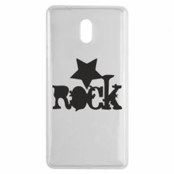 Чехол для Nokia 3 rock star - FatLine