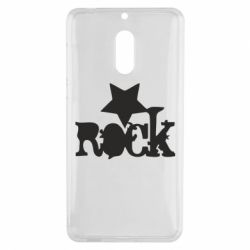 Чехол для Nokia 6 rock star - FatLine