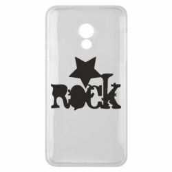 Чехол для Meizu 15 Lite rock star - FatLine