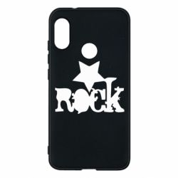 Чехол для Mi A2 Lite rock star - FatLine