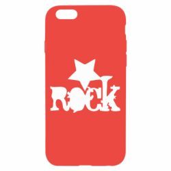Чехол для iPhone 6/6S rock star - FatLine