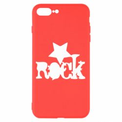 Чехол для iPhone 7 Plus rock star - FatLine