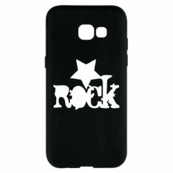 Чехол для Samsung A5 2017 rock star - FatLine
