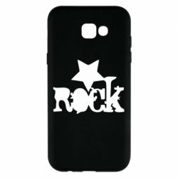 Чехол для Samsung A7 2017 rock star - FatLine