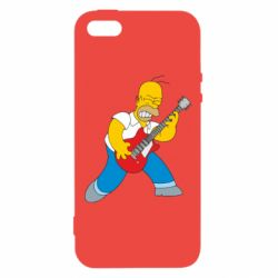 Чехол для iPhone5/5S/SE Rock this party! - FatLine