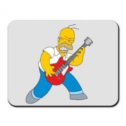 Коврик для мыши Rock this party! - FatLine