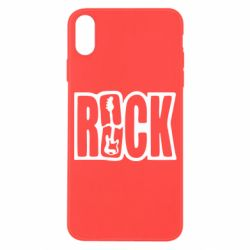 Чехол для iPhone X/Xs Rock