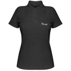 Жіноча футболка поло Rock