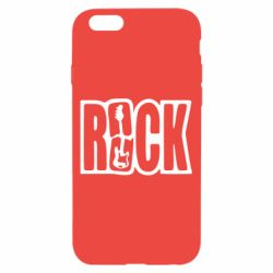 Чехол для iPhone 6/6S Rock - FatLine